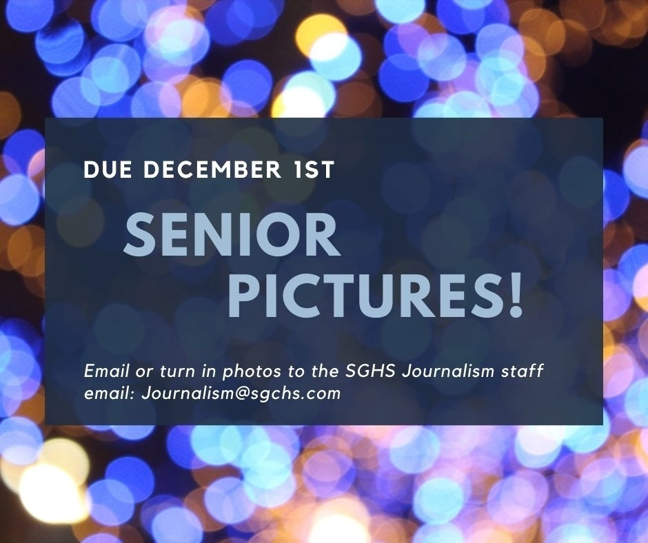 Senior picture reminder!